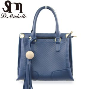Newest Fashion Tote PU Handbags for Women pictures & photos