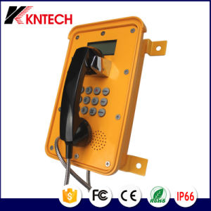 Cheap Communication Equipment SIP Phone GSM Sos Emergency Telephone pictures & photos