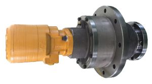 Hydraulic Motor with Gearbox pictures & photos