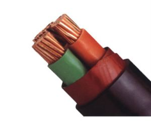 Electric Power XLPE PVC Insulated Overhead Aluminum ABC Cable pictures & photos