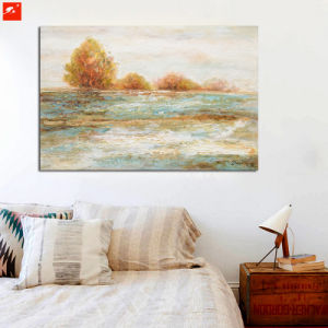 Sea Waves Wall Picture Island Canvas Art Print pictures & photos