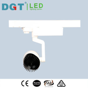15W-35W LED Commercial Track Lighting with Ce/SAA pictures & photos