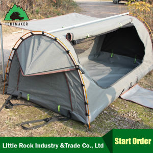 Family Outdoor Swag Large Canvas Tents for Sale/Folding Camping Tent/Camping Equipment pictures & photos