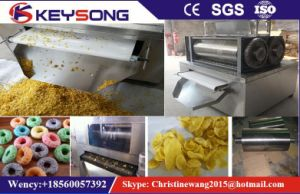 Corn Flakes Breakfast Cererel Food Processing Machine pictures & photos