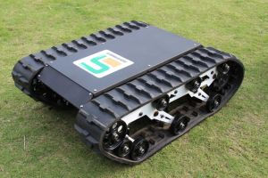 Rubber Crawler RC Robot Chassis (K01SP10MACS2) pictures & photos