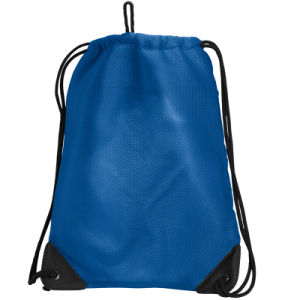 Wholesale Shopping Bags Athletic Drawstring Backpack pictures & photos