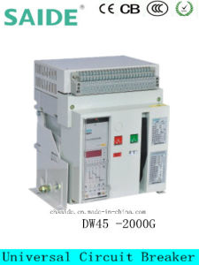 Air Circuit Breaker (ACB) Dw45 2000A pictures & photos