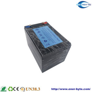 Replacement Battery 12V/12ah LiFePO4 Battery/Lithium Battery pictures & photos