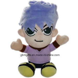 Customize Stuffed Super Soft Plush Toy Plush Doll According Your Drawing pictures & photos