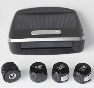 Tw406 Solar TPMS Wireless Tire Pressure Monitor System External Sensors pictures & photos