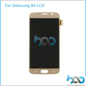 Original Mobile Phone Touch Screen LCD for Samsung S6 Edge Plus