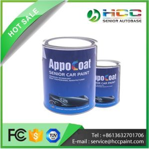 Car Paint: Appocoat Solid Colours