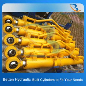 Best Factory Price Steering Hydraulic Cylinder for Forklift/ Tractor/Crane pictures & photos