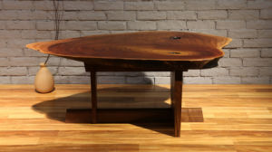 American Vintage Wood Coffee Table for Home or Hotel (WCT-001)