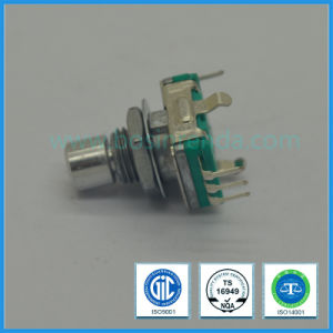 11mm Incremental Shaft Absolute R Encoder 24V16mm Length Shaft Rotary Encoder pictures & photos