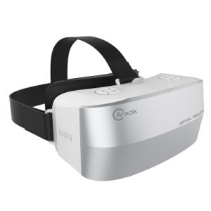 Smart Vr All in One Headset 3D Vr Glasses with WiFi and Memory Card Vr Box