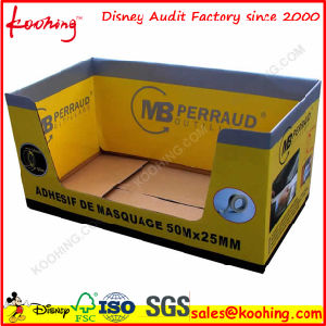 Logo Printing Custom Corrugated Retail Color Box pictures & photos