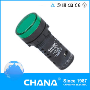 CE and RoHS Approval Double Color LED Indicator pictures & photos