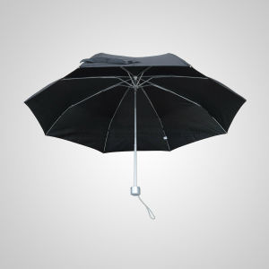 3 Fold Manual Open Mini Rain/Sun Umbrella Gift and Advertising Umbrella (JF-MMO301) pictures & photos