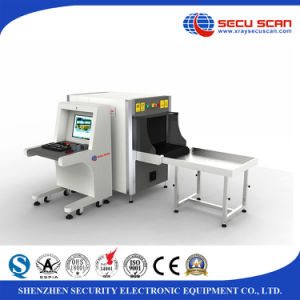 CE and ISO Baggage Xray Scanner AT6040 X ray Security Machine pictures & photos