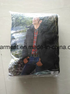 Stock Garments, Man′s Winter Jackets, Cheaper Price Winter Coat pictures & photos