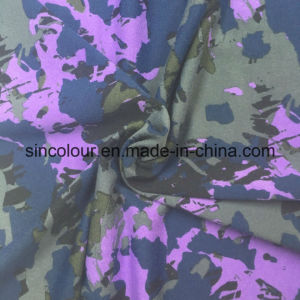 88%Polyester 12%Spandex 190 GSM Knit Fabric for Swimwear pictures & photos