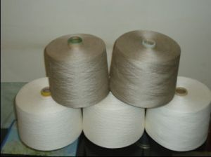 80 Cotton 20 Linen Yarn Blend Yarn for Knitting and Weaving pictures & photos