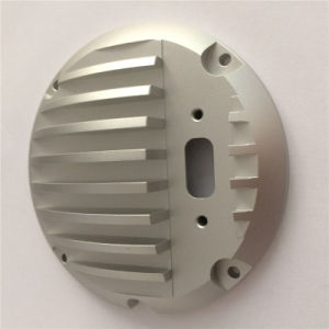 High Quality Aluminum Parts by Precision CNC Machining pictures & photos