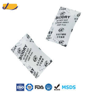Powerful Bio Dry Desiccant Packet for Bangladesh Underware Factory pictures & photos