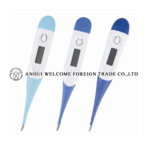 Digital LCD Display Medical Thermometer pictures & photos