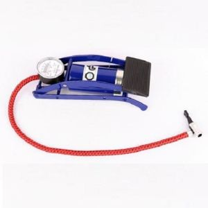 High Quality Durable High Pressure Single Barrel Cylinder Foot Pump pictures & photos