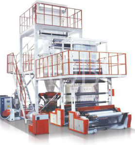 3sj-G65 PE Film Making Machine with Three Extruder