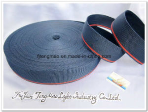 "1"" 900d Navy Blue Heringbone PP Webbing for Bags pictures & photos"