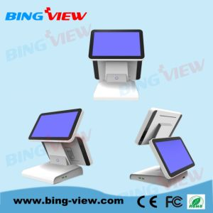 """17"""" All in One Touch Screen Monitor POS Terminal pictures & photos"""