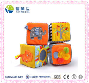 Funny Baby Educational Plush Soft Blocks pictures & photos