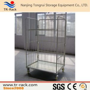 Storage Logistic Table Trolley for Warehouse Storage pictures & photos