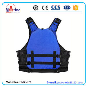 Blue Color Manufacturer Paddle Sport Life Vest     pictures & photos