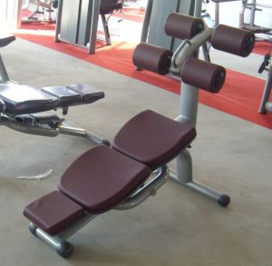 High Quality Commercial Gym Equipment / Crunch Bench (ST32) pictures & photos