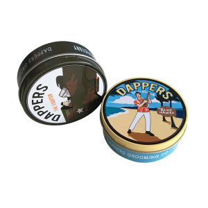 New Arrival Pomade Tin Box Factory Directly Custom Printing Wholesale Cheap Price pictures & photos