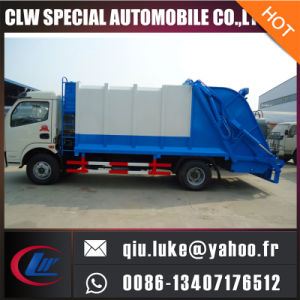 8t Waste Compactor Trucks pictures & photos