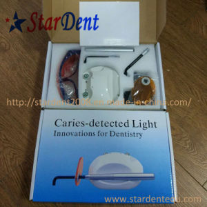 Dental Decayed Tooth Caries Detacted Light pictures & photos