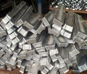 Factory Sale Aluminum Alloy Ingot ADC12 pictures & photos