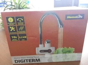 Temperature Show Instant Water Heating Faucets pictures & photos