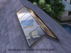 Aluminum Profile Top Roof Glass Skylight Window pictures & photos