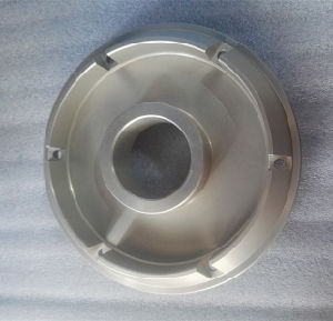 CNC Machining Aluminum Machine Parts with Sand Blasting pictures & photos