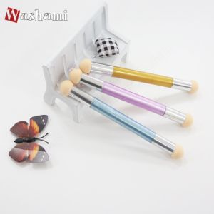 Washami Cosmetic Makeup Sponge 2 Way Eyeshadow Makeup Puff pictures & photos