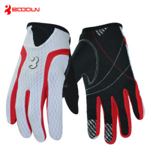 High Quality Full Finger Racing Sports Bicycle Glove Men′s Cycling Gloves