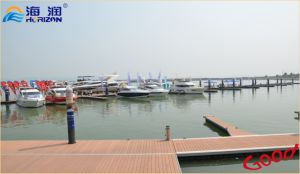 Marina Floating Wharf with Qualified Aluminum Alloy Pontoon pictures & photos
