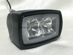 Rectangle 10W Osram LED Spot Work Light for Bicycle pictures & photos