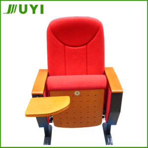 Jy-615m Used Hot Selling Cheap Theatre Manufactory Wooden Theater Seating pictures & photos